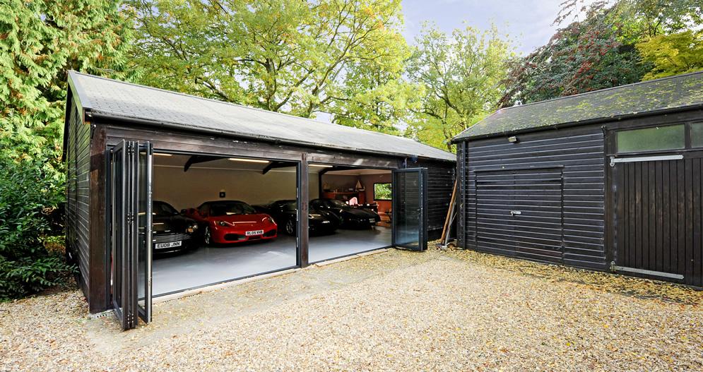 folding garage doorsOrigin BiFolding Doors  South Coast BiFolds