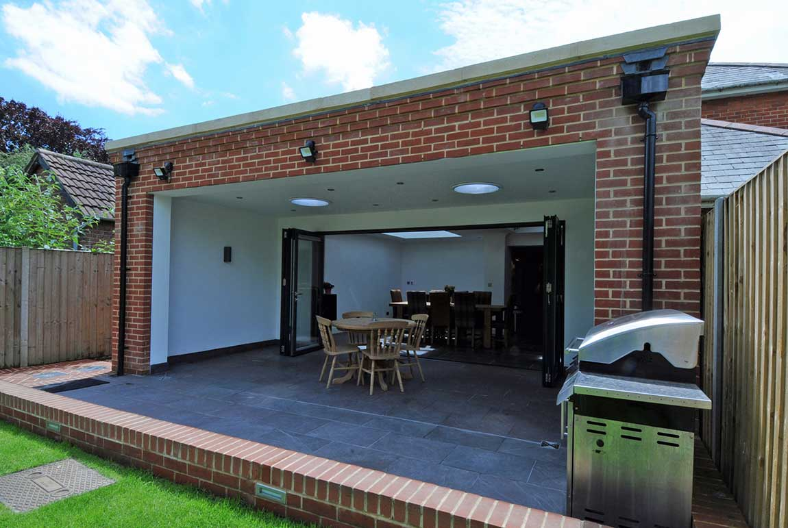 Chandlers Ford Bi-fold