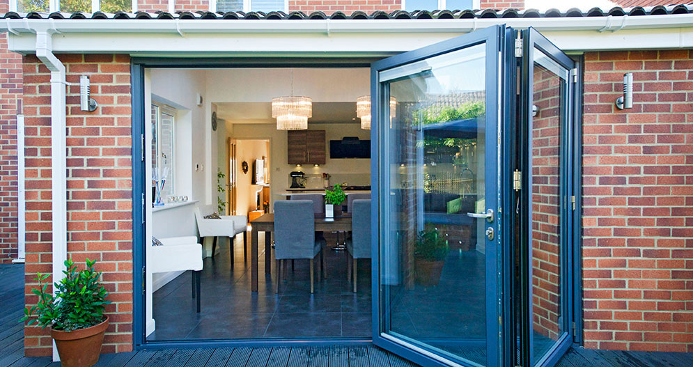 Kitchen Extensions Bi Fold Doors
