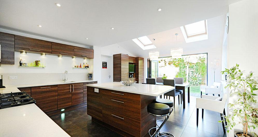 Kitchen Extensions Bi Fold Doors